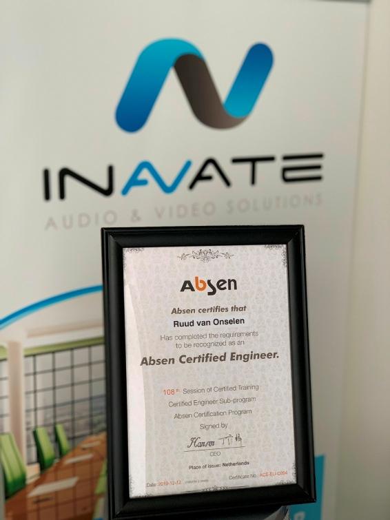 Absen Certified (1)