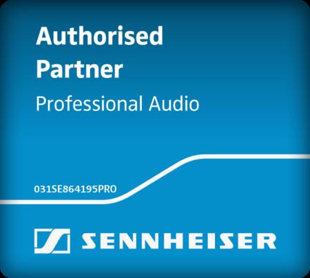 InAVate nu ook geautoriseerd Sennheiser partner