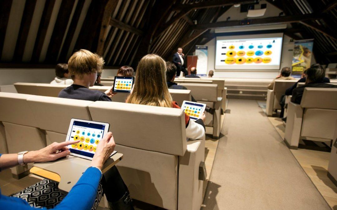 Nieuw: Deel uw presentatie draadloos op elk device!